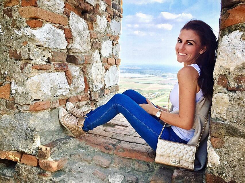 Fitness, zdraví a zdravé recepty, Yveta Szabóová