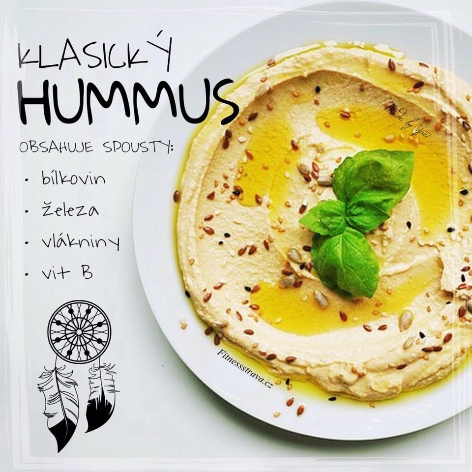 recepet na hummus
