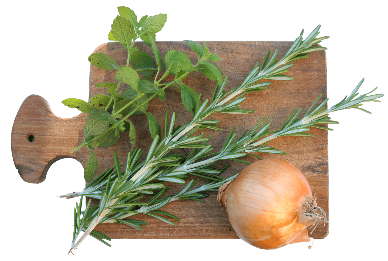 Kuřecí paličky na zelenině s batátovým pyré