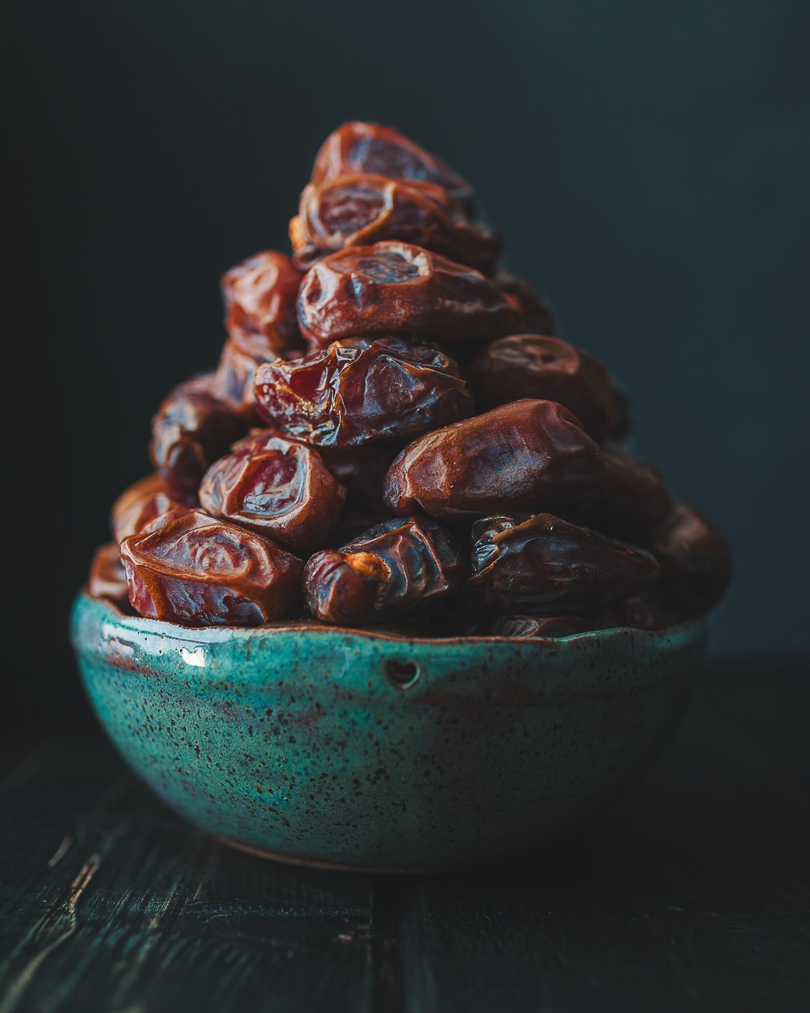 Raw cukroví vánoční kakaové